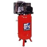 Вертикальные компрессоры Fiac c ременным приводом АВV