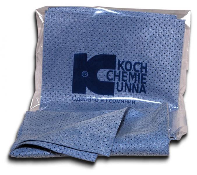 протирочная искусственная замша повышенной плотности koch протирочный материал Koch Chemie
