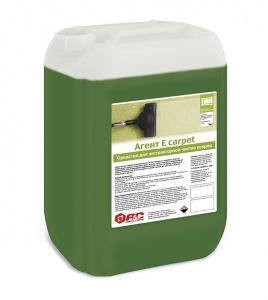 беспенное моющее средство для ковровых изделий агент e carpet средства для чистки ковров АиС (Аксамид)