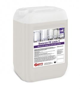 щелочное средство для сип-мойки биосоп fe caus-1 удаление минеральных и биологических загрязнений АиС (Аксамид)