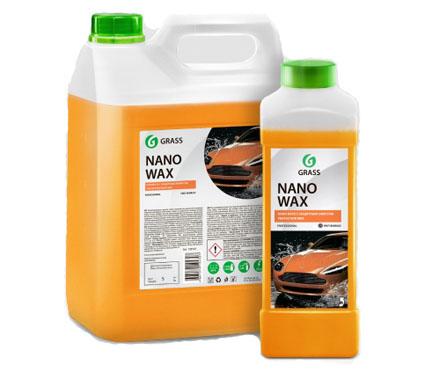 Нановоск Grass Nano Wax