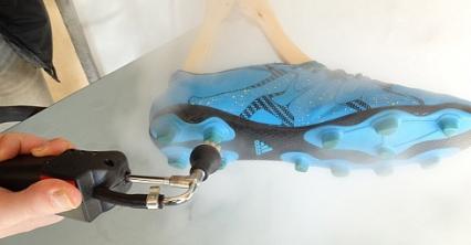 Парогенератор Bieffe MAGIC VAPOR RA для чистки обуви