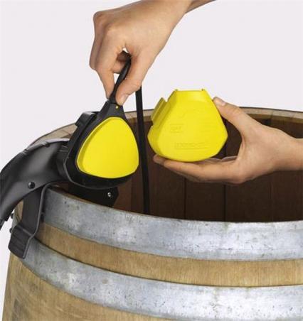 бочечный насос bp 1 barrel set + комплект насосы бочечные Karcher