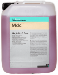 Воск Koch Chemie MAGIC DRY& CARE, 10л