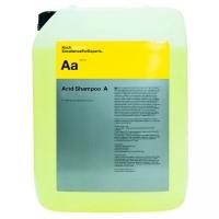 Бережный шампунь Koch Chemie Acid Shampoo SIO2, 11кг
