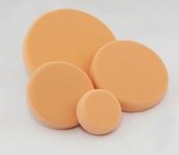 Полировальный круг антиголограммный Koch Chemie AntiHologrammSchwamm Orange, 160х25мм