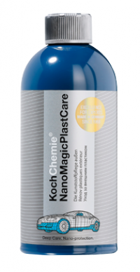 Уход за наружным пластиком и резиной Koch Chemie NanoMagicPlastCare, 500 мл