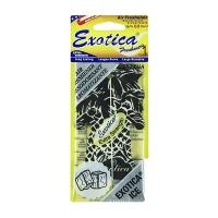 Ароматизатор картонный Palm tree - Exotica Ice