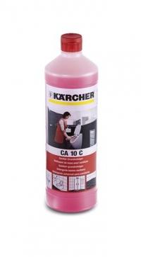 Концентрированное средство для общей чистки санузлов Karcher CA 10 C, 1л