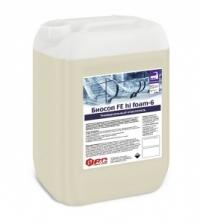 Щелочное средство безопасное для цветных металлов Биосоп FE hi foam-6