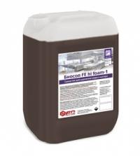 Пенное щелочное средство для удаления нагара Биосоп FE hi foam-1