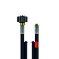 Шланг прочистки канализации и труб 10, 15, 20, 25, 30 м R+M на любую мойку