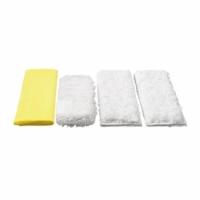 Комплект микроволоконных салфеток для парочистителей Karcher