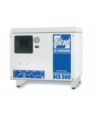 Безмасляный компрессор с низким уровнем шума Fiac SCS 500