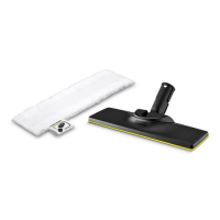 Насадка для пола EasyFix с микроволоконной салфеткой