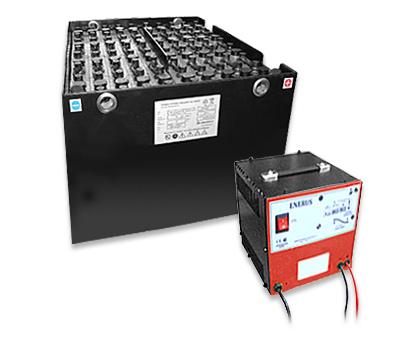 Комплект аккумуляторных батарей для B 150 R