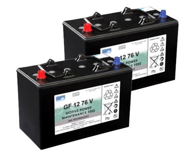 Комплект аккумуляторных батарей для BR/BD 530, B 40