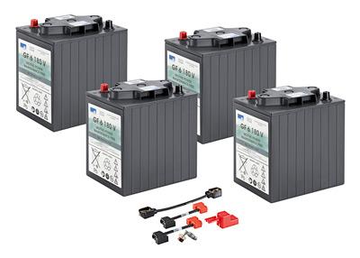 Комплект аккумуляторных батарей для B 60 C Classic