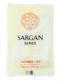 Шапочка для душа Sargan (флоу-пак) 200шт