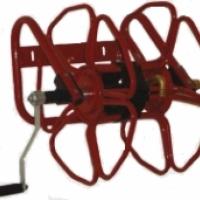 Настенный барабан для шлангов 40м, до 10 бар