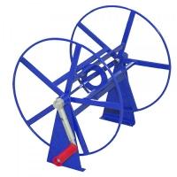 Барабан настенный для шлангов высокого давления 70м DN6-8
